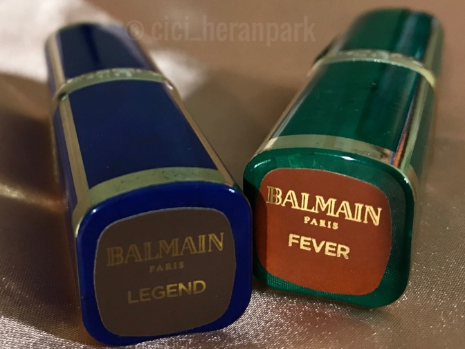 Great Collab's: L'Oreal x Balmain Color Riche Lipstick