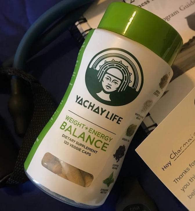 Yachay Life Weight + Energy Balace