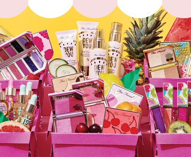 Makeup Talk: Too Faced Tutti Frutti Collection