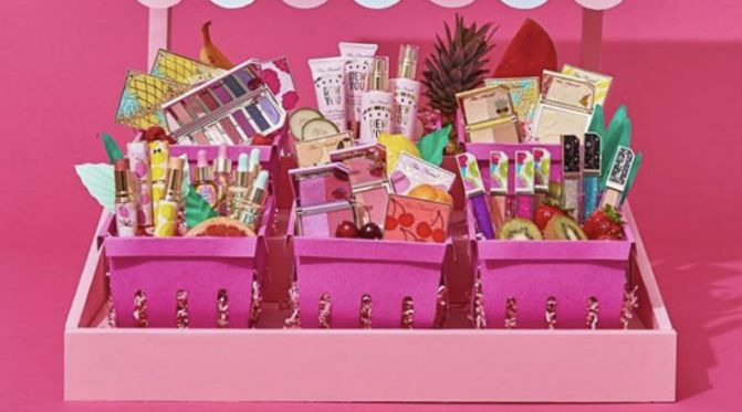 August Makeup Releases from Too Faced Cosmetics