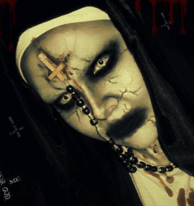 Great Halloween Movie Inspired Makeup