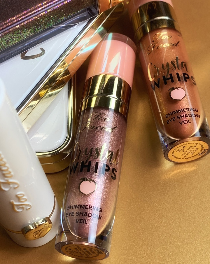 Too Faced Crystal Whips Photo by Heran Park